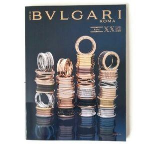 Bulgari Roma magazine book issue 16